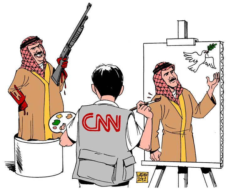 Why Americans hate the media.