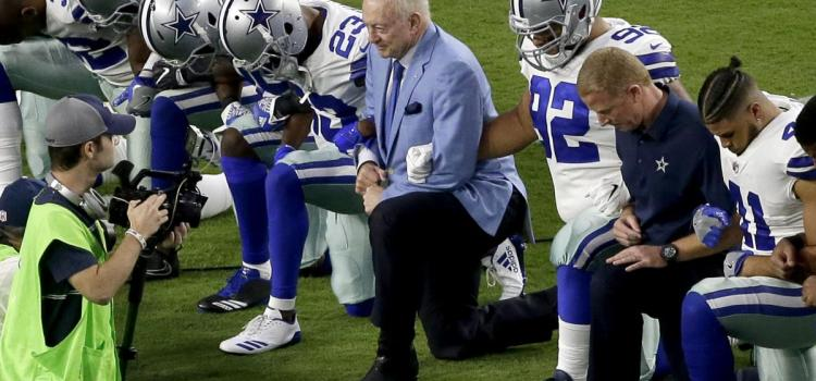 Tax Dollars are Subsidizing NFL National Anthem Protests