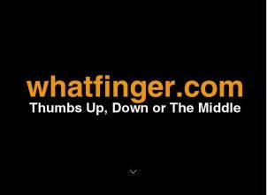 Whatfinger is a Drudge Alternative for the New Year