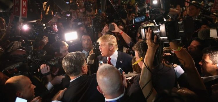 Low Trump Approvals Directly Attributable To Media Coverage