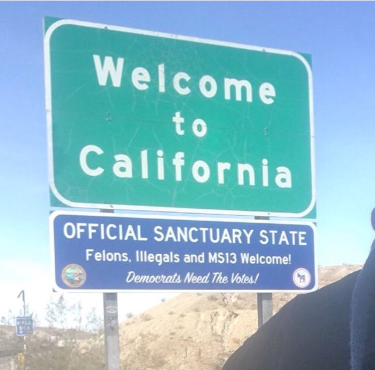 California: Growing Threat to the American Republic