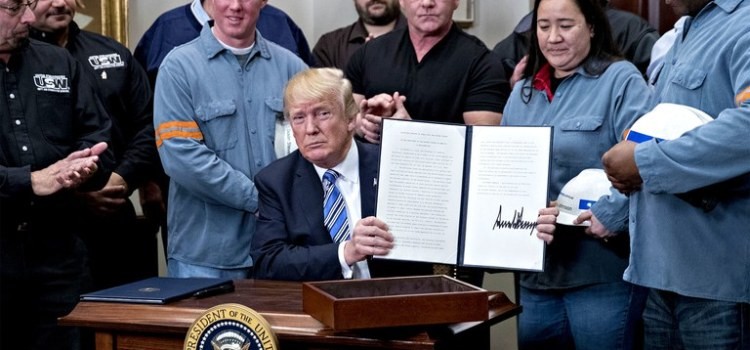 Time For Congress To Regain Constitutional Authority On Tariffs