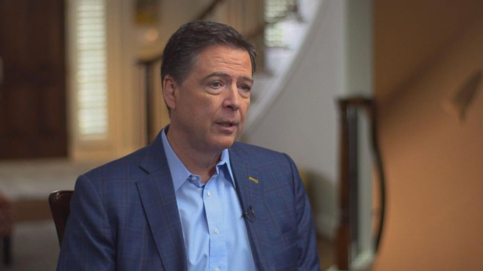 Media Buries Bombshell On Clinton Investigation In Comey Book