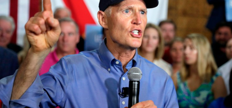 EXPOSED: Astonishing Fake News Against Rick Scott in Senate Race