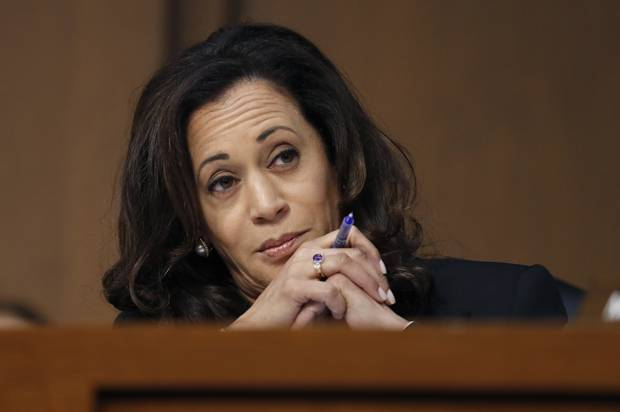 Kamala Harris's Cowardly ICE Attack Reveals Anti-Americanism