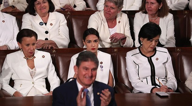 Democrats SHOULD Remain Seated; The Rest Of Us Will Choose Greatness