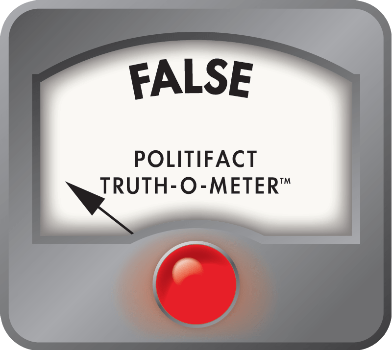 PolitiFact Gets The Facts Wrong On Trump Speech — Badly Wrong