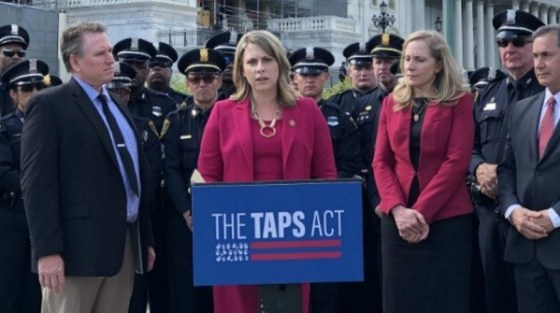 TAPS Act, Congress's Behavior Police To Register Potential Future Criminals