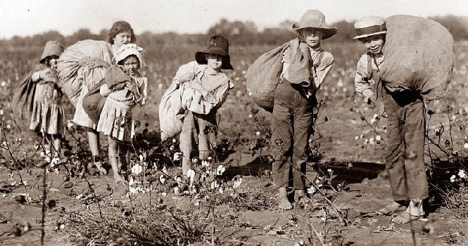 Another Budget, Another Load Of Boulders On Our Children's Backs
