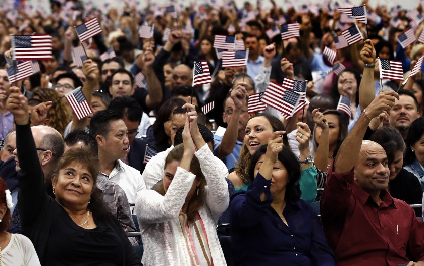 U.S. Continues To Dominate World In Legalizing Foreigners