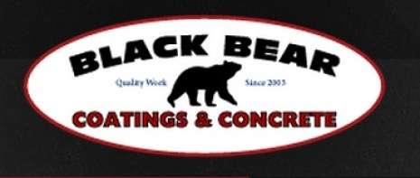 Black Bear Concrete 380 logo