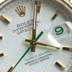 Rolex Turnograph Limited Edition Green