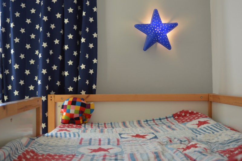 Toddler boy's children's bedroom