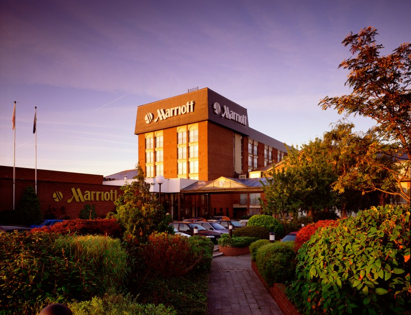 Heathrow/Windsor Marriott Hotel in Slough