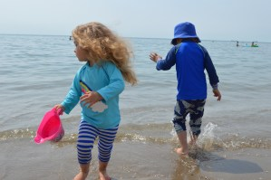 Travel: bright and bold kids' beachwear from Boden
