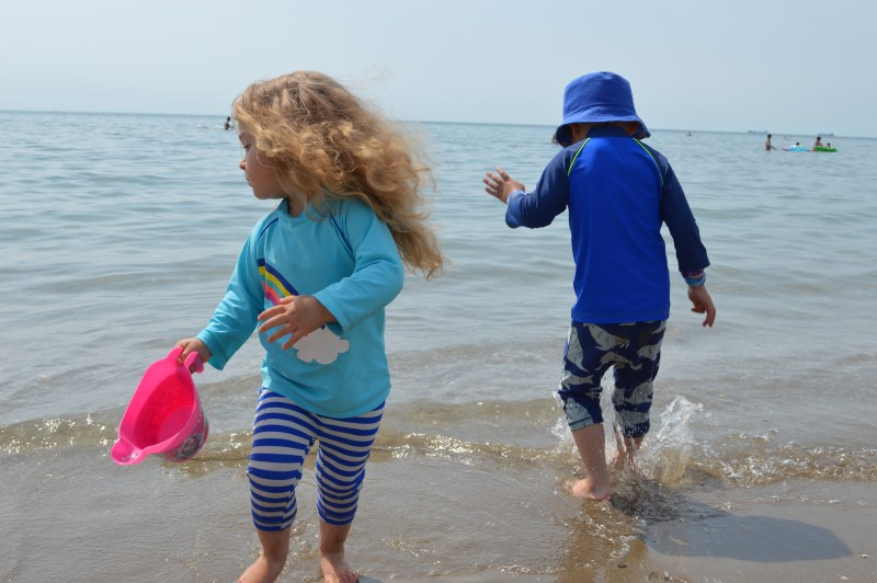 Boden sun suits for kids swimwear and beachwear