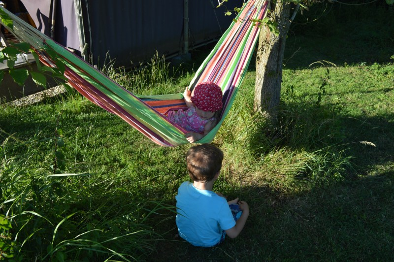 Hammock at New Barn Farm