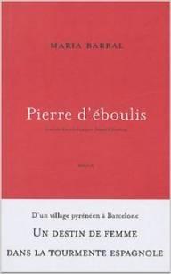 Pierre d'éboulis