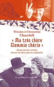 http://www.livredepoche.com/ma-tres-chere-clemmie-cherie-winston-churchill-clementine-churchill-9782253183112