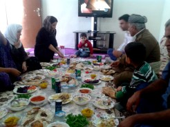 Lunch, Duhok