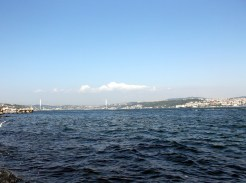 View over the Bosporus, Istanbul