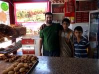 Friendly baker, Sanliurfa