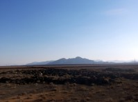 Landscape around Na'in
