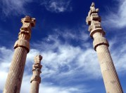Columns, Takht-e Jamshid