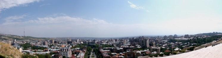 Panorama, Yerevan
