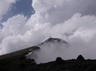 Southern summit, Aragats