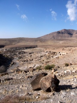 Ancient cavevillage of Meymand