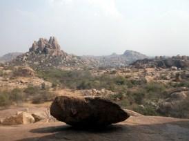 Monkeydolphin from the Cosmic cave, Hampi, Karnataka