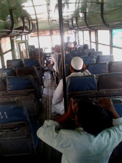 Bus to Delhi