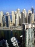 Marina area, Dubai