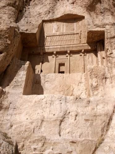 Rockcut tomb, Naqshe-Rostam