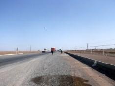 Running after trucks, Kupayeh
