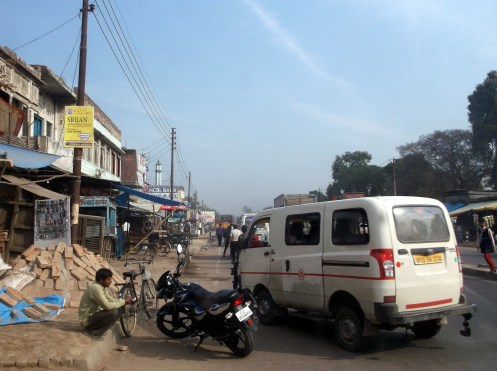 On the road to Sitapur, Uttar Pradesh