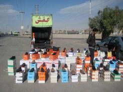Roadside shoeshop, Yazd (picture by LK)