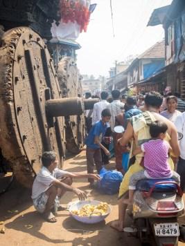 Shivarati, Gokarna (picture by PB)