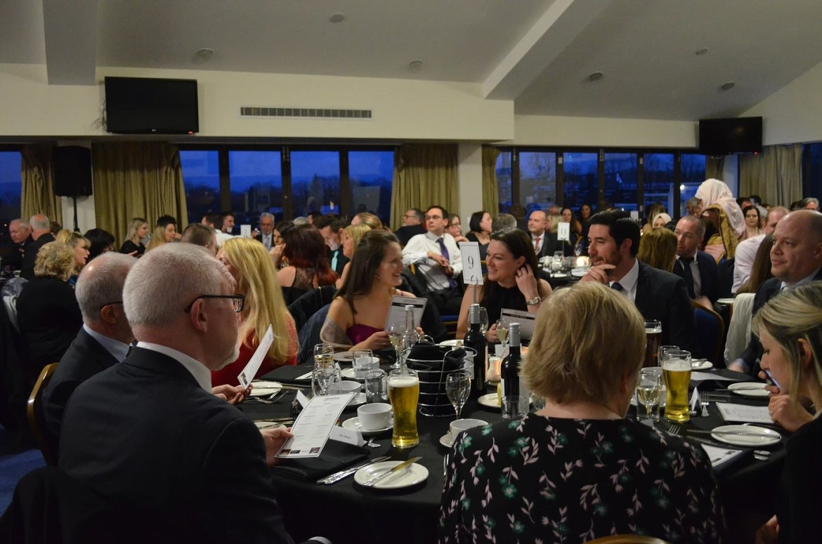 Canterbury Business Awards 2018 Ceremony