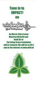 The Going Green Foundation