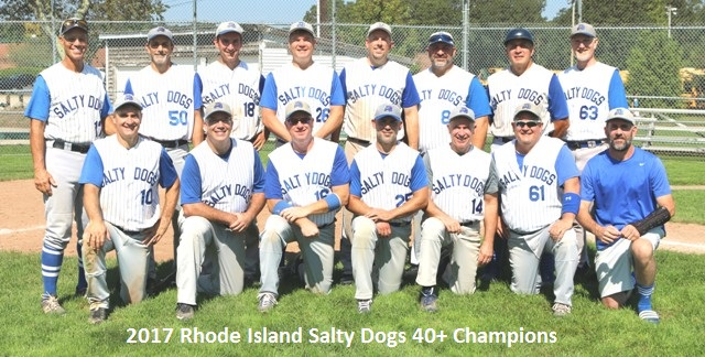 salty dogs 40 champs 2017