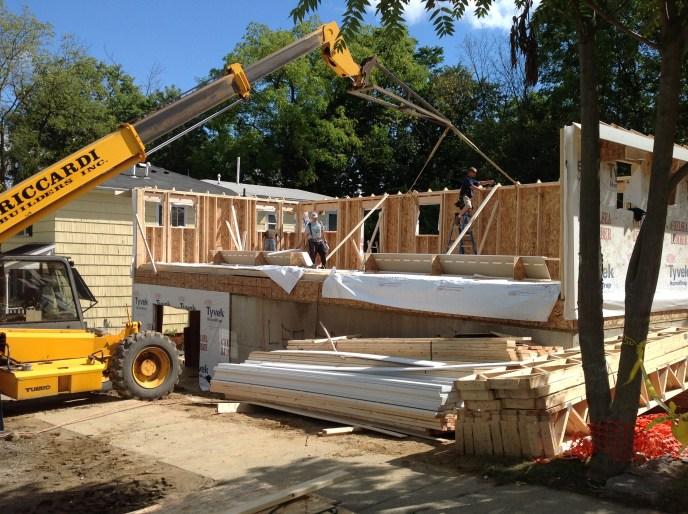 riccardi home builder and custom trim carpentry image