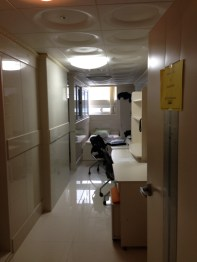 My room at Jungwon University