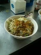 Bun Bo Nam Bo in Vietnam AKA the best noodle bowl ever