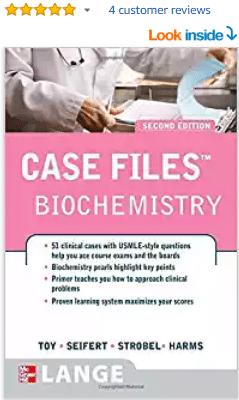 Case Files: Biochemistry 2nd Edition 2nd Edition PDF