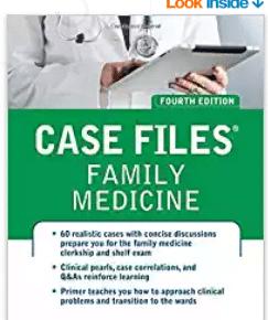 Case files Family Medicine 4th Edition 4th Edition PDF
