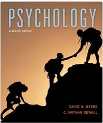 Psychology 11th Edition Myers PDF
