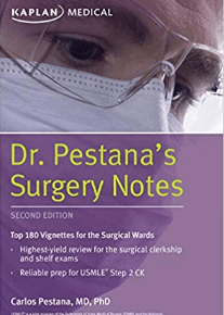 Dr Pestana's Surgery Notes PDF
