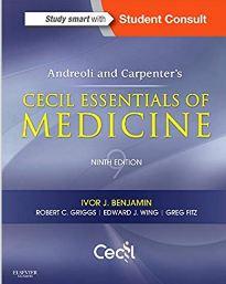 Cecil Essentials of Medicine 9th Edition PDF